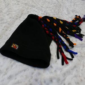 Funky Dred Lock Snowboard Ski Hat 2dc1a2b1788